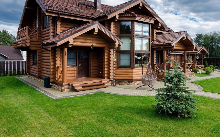 Строительство деревянных домов и коттеджей в Вологде